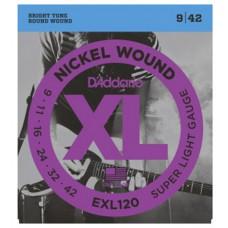 DAddario EXL120 Gitarrensaiten