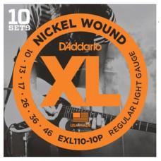 DAddario EXL110-10P Gitarrensaiten