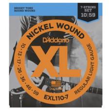 DAddario EXL110-7 Gitarrensaiten