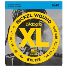 DAddario EXL125 Gitarrensaiten