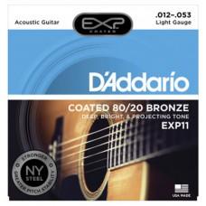 DAddario EXP11 Gitarrensaiten