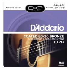 DAddario EXP13 Gitarrensaiten