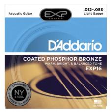 DAddario EXP16 Gitarrensaiten