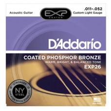 DAddario EXP26 Gitarrensaiten