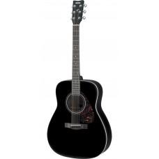 Yamaha Westerngitarre F370 in schwarz mit Tasche
