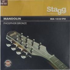 Phosphor Bronze Saitensatz für Mandoline