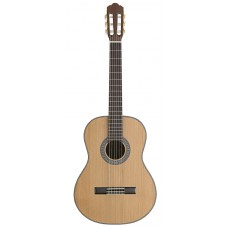 Klassikgitarre mit massiver Zederndecke, Mahagoni-Korpus, Stagg   C1147