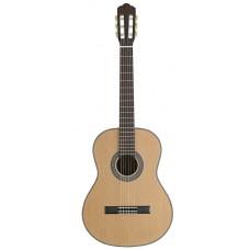 Klassikgitarre mit massiver Zederndecke, Palisander-Korpus, Stagg   C1148