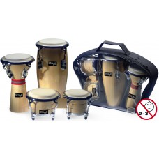 Mini Latin & African Percussionsatz