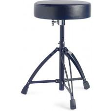Drumhocker, doppelstrebig, 3,1 kg, schwarz