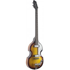 "Stagg 4-saitiger, Vintage ""B"" Serie Violin E-Bassgitarre"