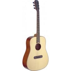 Lismore Series Akustikgitarre mit massiver Fichtendecke, Dreadnought