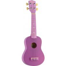 Sopran Ukulele violett