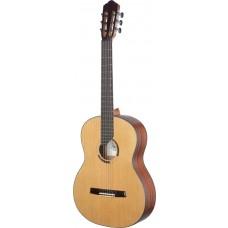 Eresma Klassikgitarre mit massiver Zederndecke, Linkshänder