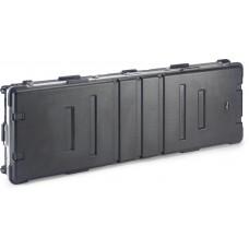 Koffer für Keyboard und ePiano mit Rollen 149 x 43 x 14 cm