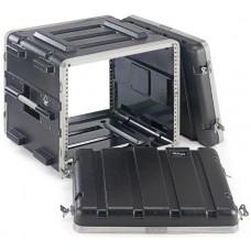 ABS Koffer für 8 HE Rack