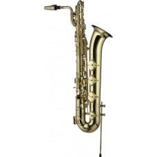 Es Bariton Saxophon, im Flightcase
