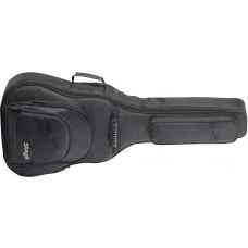 Tasche, Gigbag für Westerngitarre 4/4 mit 25 mm Polsterung