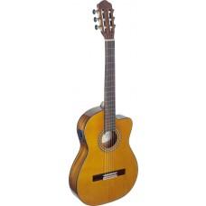 Konzertgitarre thin Model aus der Silvera Serie