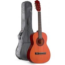 C530 Back-Pack: 3/4 Klassik-Gitarre m. Tasche