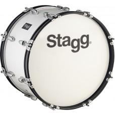 """22"""" x 10"""" Marching Bass-Drum mit Gurt & Schlegel"""