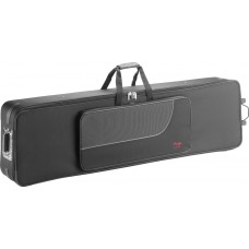 Koffer für Keyboard und Stagepiano mit Rollen 140 x 40 x 20