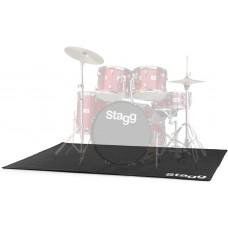 Schlagzeugteppich Schlagzeugunterlage Schallschutz