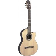 Sauza Konzertgitarre mit dünnem Korpus
