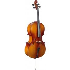 3/4 Cello Set inkl. Tasche und Bogen