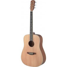 Asyla Serie, Akustikgitarre m. massiver Fichtendecke, Dreadnought-Modell