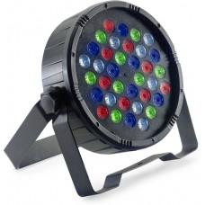 LED Scheinwerfer, Spot, Licht, Spotlight, 36X1W (RGBW) LED PAR