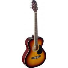 Western Gitarre, Grand Auditorium, Sunburst