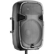"""15"""" aktiver 2-weg Lautsprecher mit 300 Watt Peak-Leistung"""