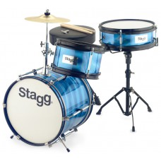 "3PC 12""JR DRSET+HW/THRONE-BLUE"