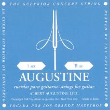 """Augustine """"Blue"""" Saitensatz für Klassiskgitarre"""