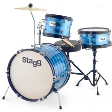 Drumset Junior, blau