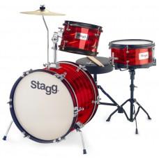 Junior Drumset rot