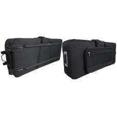 Softcase für Keyboards, mit Rollen 115 cm