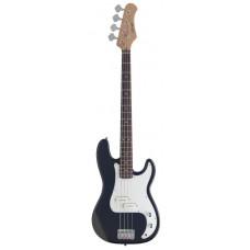 E-Bassgitarre, Stagg, P300-BK, in schwarz