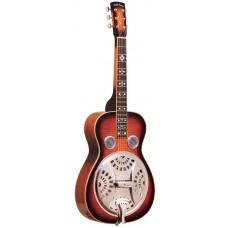 Western Gitarre, Akustik, Linkshänder, schwarz