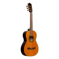 SCL60 3/4 klassische Gitarre mit Fichtendecke, Farbe Natur