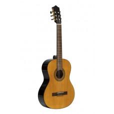 SCL60 klassische Gitarre mit Fichtendecke, Farbe Natur