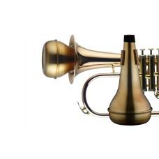 Vintage Spitzdämpfer für Flügelhorn
