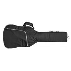 25 mm gepolsterte, wasserabweisende Tasche aus Terylen für E-Gitarre