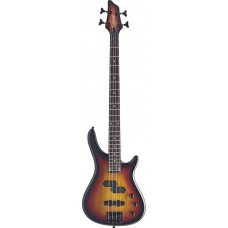 "4-saitige ""Fusion"" E-Bassgitarre, Stagg, Farbe Sunburst, BC300-SB"