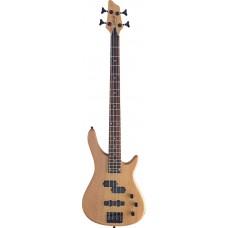"""4-saitige """"Fusion"""" E-Bassgitarre, Stagg, Farbe Natur Seidenglanz, BC300-NS"""
