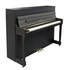 Kawai Klavier schwarz matt