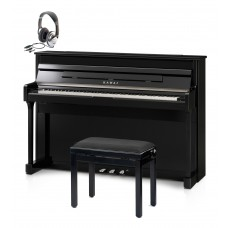 Kawai E-Piano CS-11 schwarz poliert im Set