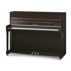 Kawai K200 Nussbaum, Silber, Klavier