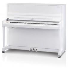 Kawai K-300 Aures  WHP Weiss Silber Silent_Klavier